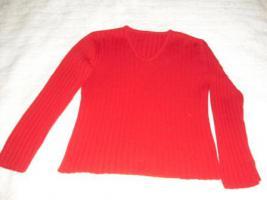 Pullover � V-Ausschnitt