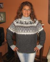 Pullover Rollkragen Peru Design
