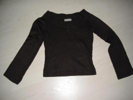Pullover braun Gr. 36