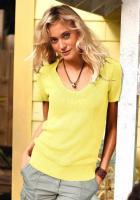 Pullover gelb - Größe 36/38 - OVP - NEU
