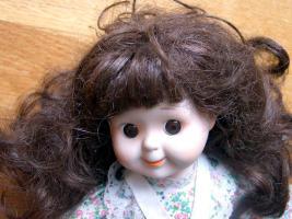 Puppe aus Haushaltsauflösung