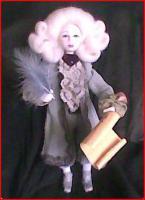 Puppe. Handmade. Unikat.