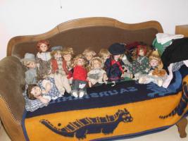 Puppen suchen ein neues zuhause