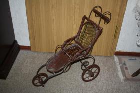 Foto 2 Puppenwagen im Nostalgie-Look