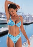 Push-up Bikini - Beach Time - Gr. 36 C-Cup - Neu & OVP