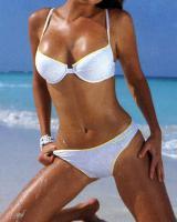 Push-up-Bikini - Venice Beach - Größe Cup B/34 - NEU
