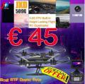 QuadCopter Drone JXD 509G FPV HD Cam nur € 45