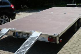 Quadtransportanhänger / Quadanhänger / Quad-Transportanhänger / Quad-Transport / Quad-Anhänger mieten