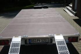 Foto 2 Quadtransportanhänger / Quadanhänger / Quad-Transportanhänger / Quad-Transport / Quad-Anhänger mieten