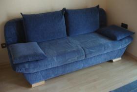 Querschläfer-Sofa
