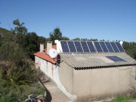 Foto 4 Quinta teilrenoviert, bezugsfertig in der Nähe von Monchique, PORTUGAL