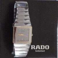 RADO Herrenuhr Diastar R 13332112, High-Tech-Keramik!