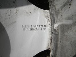 Foto 3 RARITÄT - Alufelgen für z.B. C 600