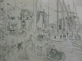 Foto 2 RAUL DUFY ( 1877 - 1953 ) Grafik