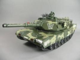 RC Panzer Abrams Ma�stab 1:12