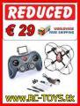RC Quadcopter 4CH 6Axis nur � 29 REDUZIERT