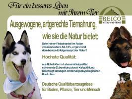 REICO-Vital, für ein besseres Leben mit Ihrem Tier