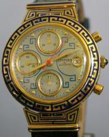 Foto 2 R. ZANNETTI 18kt GOLD Herren CHRONOGRAPH - LIMITIERT WELTWEIT NUR 25 ST�CK