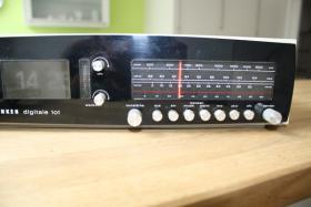 Foto 3 Radiowecker aus den 70er Jahren