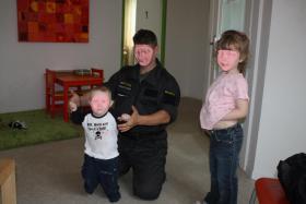 Ralf Spies - Sicherheitsexperte hilft  auch 2011 Angehörigen vermisster Kinder