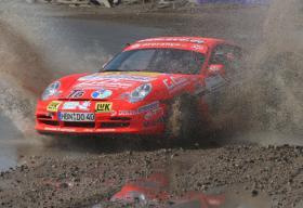 Rallyecopilot - Mitfahrt im Rallyecar