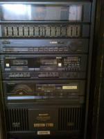 Rarität für Bastler Sharp Music Tower GP7700