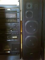 Foto 2 Rarität für Bastler Sharp Music Tower GP7700