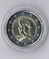 '' Rarität ! ! ! ! '' Monaco Original 2 Euro Gedenkmünze '' 2012 '' ! ! !