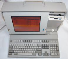 Rarität - Sammlerstück IBM Laptop P2 Typ 8573 - 081