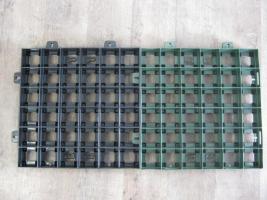 rasengittersteine aus kunststoff in hemer material. Black Bedroom Furniture Sets. Home Design Ideas