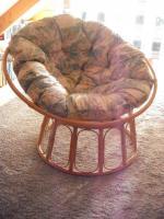 Rattan-Möbel