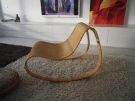 rattan schaukelstuhl f r selbstabholer in haan von privat. Black Bedroom Furniture Sets. Home Design Ideas
