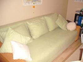 Foto 2 Rattansofa neuwertig Lindrün ein Traum für Ihr Wohnzimmer