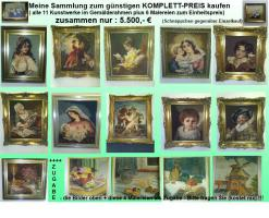 Foto 2 '' Der Raub der Töchter des Leukippos ''von Peter Paul Rubens im Gemälderahmen