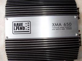 Foto 2 Raveland Endstufe 650 W