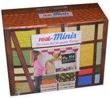 Real Minis Originalkarton mit 100 St. ovp / neu