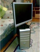 Rechner mit Monitor + WINDOWS 7 ULTIMATE ORIGINAL