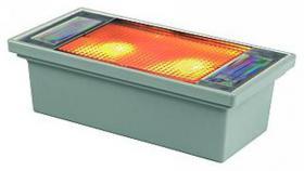 Solar-Pflasterstein 10 x 19 cm