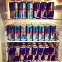 Red Bull Energy Drinks gesamte Lieferkette