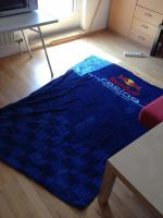 Red Bull Racing Polarfleecedecke