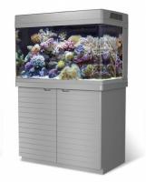 Red Sea MAX 250 Aquarium mit Unterschrank und Aquarienkühler zu verkaufen