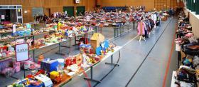 Rehrener Kinderbörse mit Spielzeug aller Art (A2, Abf. Rehren)