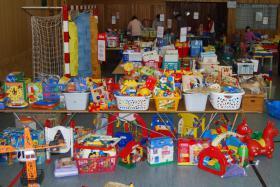 Foto 3 Rehrener Kinderbörse mit Spielzeug aller Art (A2, Abf. Rehren)