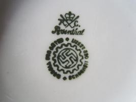 Foto 2 Reichsgeschirr mit Stempel
