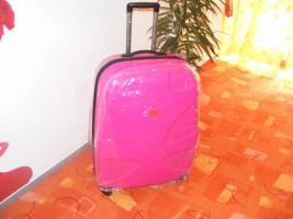 Reisekoffer pink von Titan '' neu''
