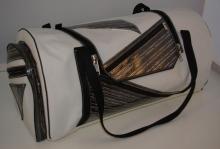 Reisetasche aus Segeltuch