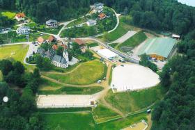 Reitanlage in Österreich -Wörthersee