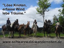 Foto 3 Reitferien für Jugendliche - schwarzwald-wanderreiten - Todtmoos Au
