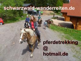 Foto 14 Reitferien für Jugendliche - schwarzwald-wanderreiten - Todtmoos Au