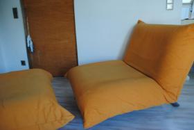 Relaxliege, Gästebett, Relaxsofa